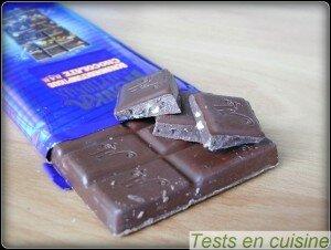 Tablette Scrumdiddlyumptious chocolate Willy Wonka