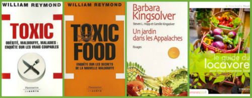 Livres alimentaires