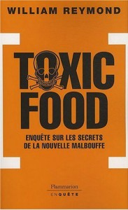 Toxic Food de William Reymond
