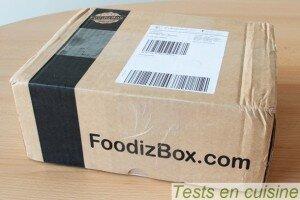 FoodizBox Octobre