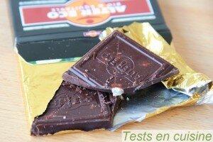 Chocolat noir aux zestes de citron - Alter Eco