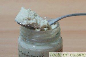 Crème d'ail au poivre - Rue Traversette