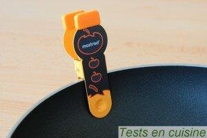 Pince thermosensible - Mastrad