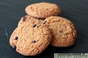 Cookies bio chocolat orange Vitabio