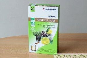 Arkofluides Detox Arkofarma