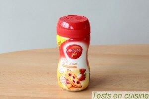 Canderel sucralose