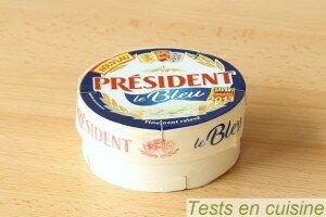 Le Bleu President