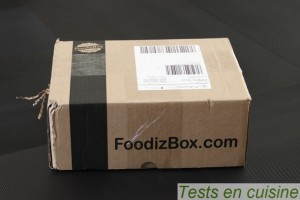 FoodizBox avril