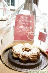 La pâtisserie des rêves : Paris-Brest