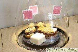 La pâtisserie des rêves : pâtisseries individuelles