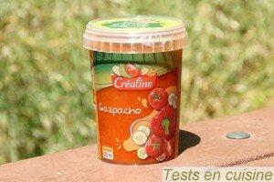 Gazpacho Créaline