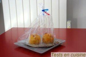 Mes fruits au four minute Alsa saveur caramel tatin : la préparation avant la cuisson