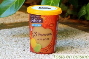 3 pommes de France Charles & Alice
