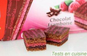 Mood box par Napolitain : Napolitain chocolat framboise zoom