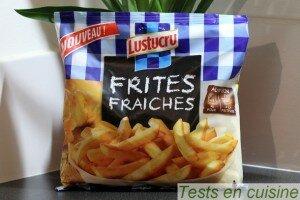 Frites fraîches Lustucru