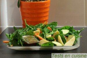 Légumes à poêler Bonduelle avant cuisson