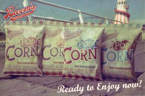 Pop corn Bloom's