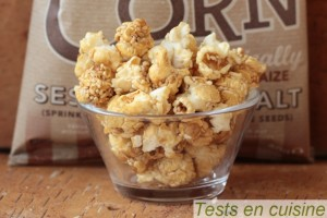Pop corn Sesame and salt Bloom's