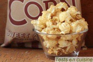 Pop corn Sweet and Salty Bloom's