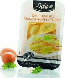 Demi-lunes aux champignons et truffes Deluxe Lidl