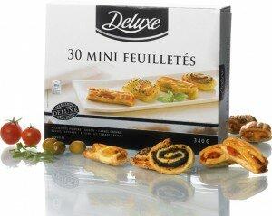 Mini feuilletés Deluxe Lidl