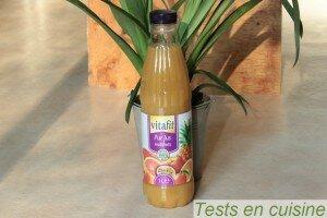 Pur jus multifruit Vitafit Lidl