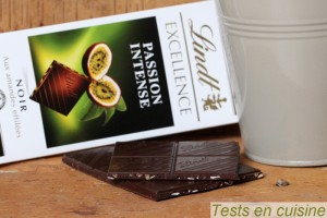 Lindt Excellence Passion Intense
