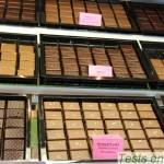 Bonbons de chocolat Christophe Roussel