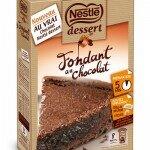 Fondant au chocolat Nestlé Dessert