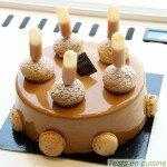 Gâteau Christophe Roussel