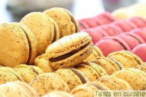 Macarons Christophe Roussel