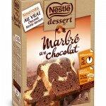 Marbré au chocolat Nestlé Dessert