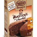 Moelleux au chocolat Nestlé Dessert