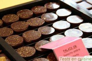 Chocolat Palais Or Christophe Roussel