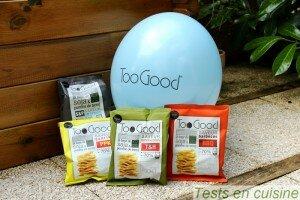 TooGood : le snack sain