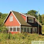 Maison sur l'île de Vadero
