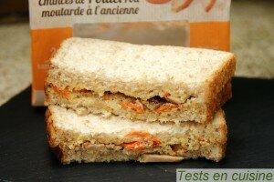 Sandwich Le Villageois Fleury Michon