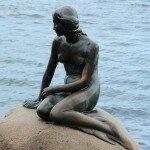 La petite sirène : l'emblème de la ville
