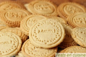 """Biscuits """"Mmm"""" au citron et aux amandes Elle à Table"""