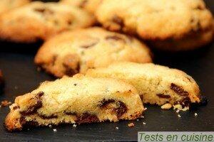 Cookies aux pépites de chocolat Nestlé Dessert : version moelleuse