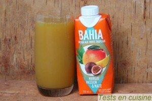 Mangue, passion et maté Bahia Drink