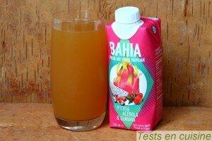 Pitaya, acérola et guarana Bahia Drink