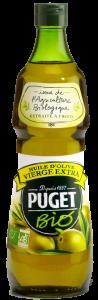 Huile d'olive Puget bio