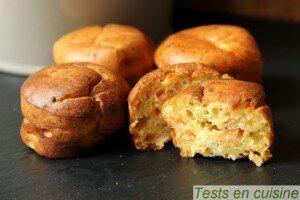 Apéri'cakes saumon Kristen Traiteur