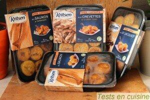 Cakes et clafoutis de la mer pour l'apéritif Kristen Traiteur