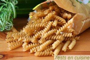 Fusili aux céréales sans gluten Schär