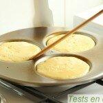 Poêle triblinis De Buyer : la cuisson