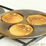 Poêle triblinis De Buyer : les pancakes