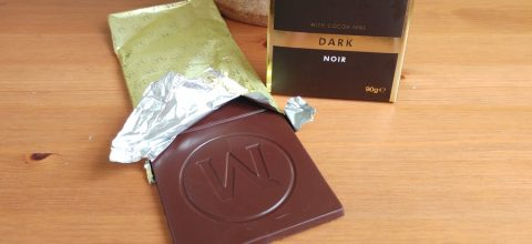 Tablette de chocolat Magnum : Signature chocolate