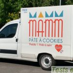 Camion Mamm cookies